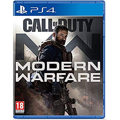 Call of Duty Modern Warfare (PS4) by Activision Inc.