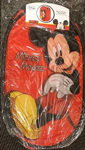 DUE ESSE DISTRIBUZIONI SRL Disney Mickey Mouse - Cesto in Rete per Giocattoli o Biancheria - Cesto Vertical Pingotodo (Vertical Mesh Laundry Basket)
