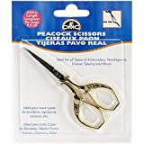 DMC 61253 Peacock Embroidery Scissor, 3...