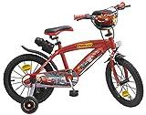 Toim- Cars 3 Bicicleta con Pedales (748)