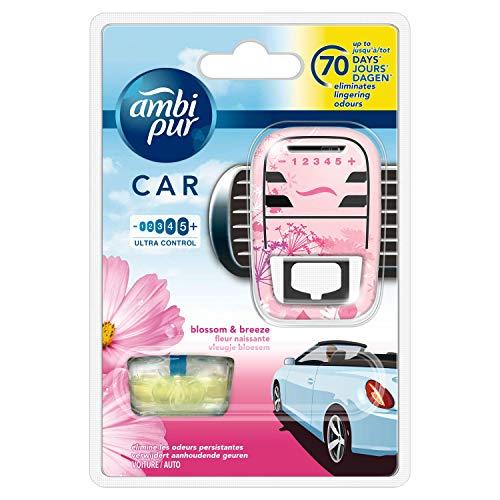 Ambi Pur 81600294 Auto Touch of Blossom Clip Lufterfrischer