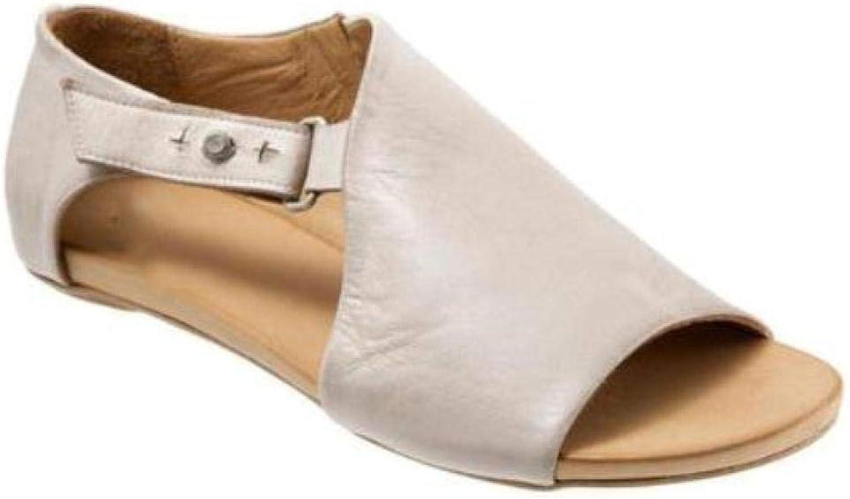 Nat Terry Women Stylish Flats Sandals Open Toe Retro Vintage Female Summer Casual Classic Flat Sandal shoes