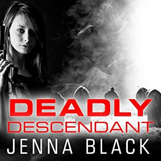 Deadly Descendant audiobook cover art