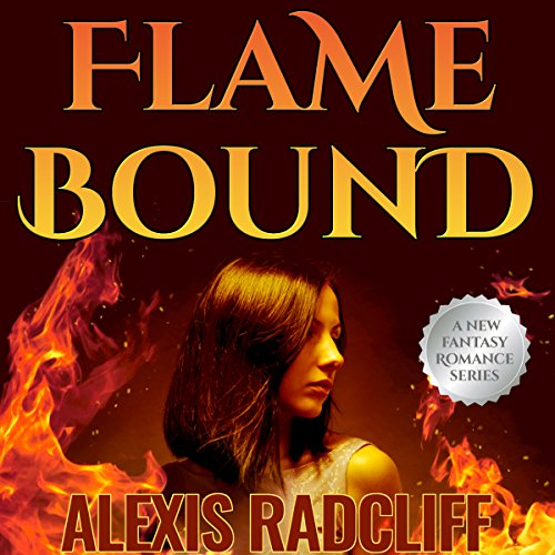Flame Bound audiobook cover art