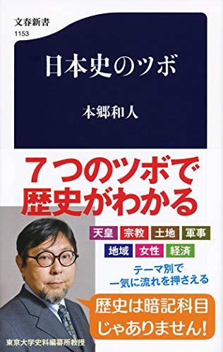日本史のツボ (文春新書)