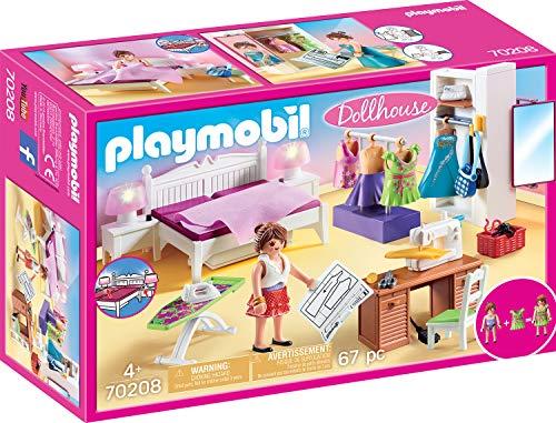 Playmobil- Dollhouse Jouet, 70208, coloré, Taille Unique