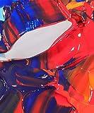 Mont Marte Acrylfarben-Set 24Farben 36ml, perfekt für Leinwand, Holz, Stoff, Leder, Karton, Papier, MDF und Basteln - 3