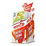 Image of HIGH5 Energy Hydration Drink Caffeine Hit Refreshing Isotonic Mix of Carbohydrates Electrolytes & Caffeine (Citrus) (12 x 47g)