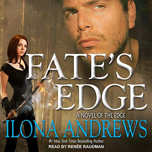 Fate's Edge cover art