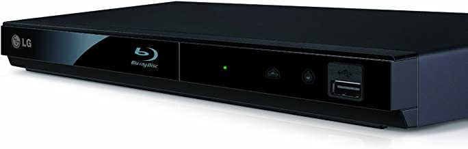LG BP135 Blu-ray Disc Player with Direct USB Recording & Playback