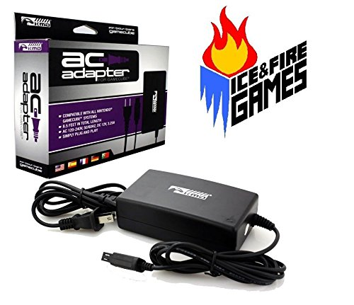 Brand New AC Adapter for Niinteenndo GameCube NGC Power Cord Cable