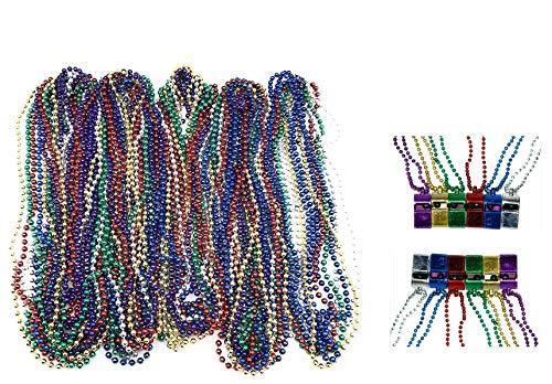 1000 mardi gras beads - 9