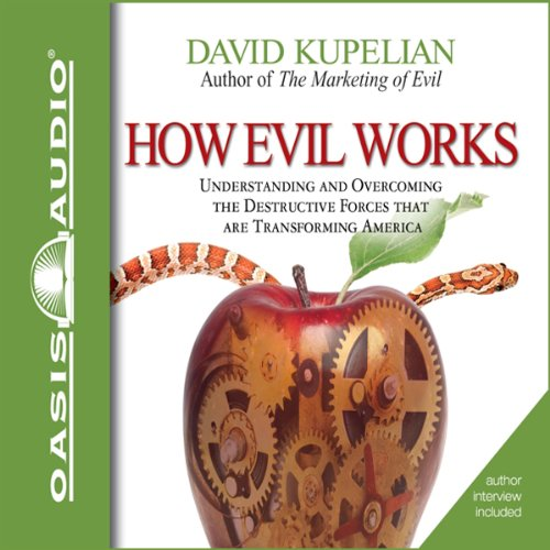 How Evil Works audiobook cover art