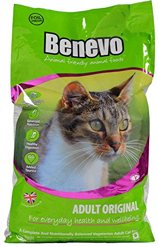 Benevo 12er-Set Katzenfutter Vegan -Cat- 10kg