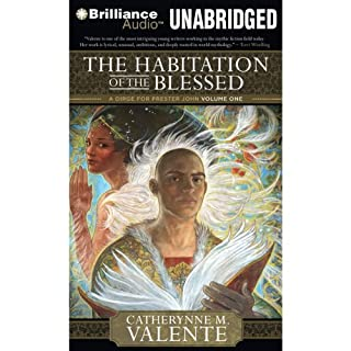 Couverture de The Habitation of the Blessed