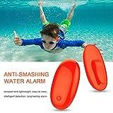SOWLFE Alarme d'eau Anti-Noyade d'enfant, système d'alarme de Non-Alarme de Noyade d'alarme de vol d'enfant N001