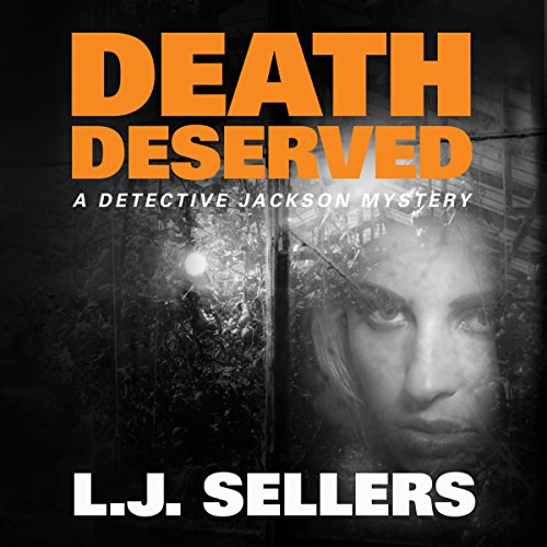 Death Deserved audiobook cover art