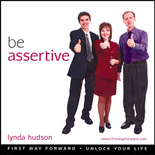 Be Assertive audiobook cover art