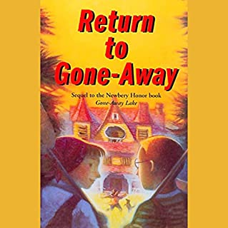 Return to Gone-Away Lake audiobook cover art