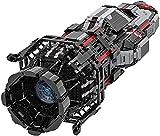 Bloques Construcción Nave Espacial Technik Rocinante, Juego Construcción, Modelo de Coleccionista Exclusivo MOC, Compatible con Lego Star Wars
