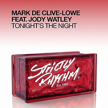 Tonight's the Night (feat. Jody Watley)