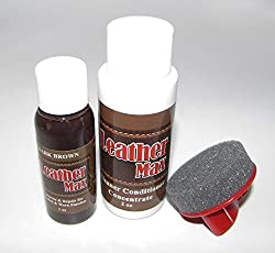 Furniture Blend It On Leather Refinish and Restorer Touch Up Kit