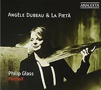 Philip Glass: Portrait by Angele Dubeau (2008-10-14)