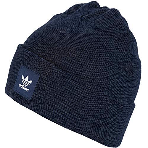 adidas Originals Herren Beanies Adicolor Cuff Knit blau Einheitsgröße