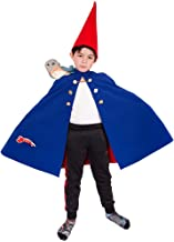 Coskidz Child's Wirt Cosplay Costume Cloak with Hat