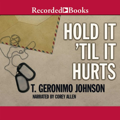Hold It Til It Hurts audiobook cover art