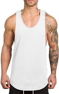 low cut muscle tank