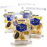 塩べっこう飴 ロマンス製菓 4袋セット(120g×4) 塩べっこう 北海道 べっこう飴 塩飴 塩あめ
