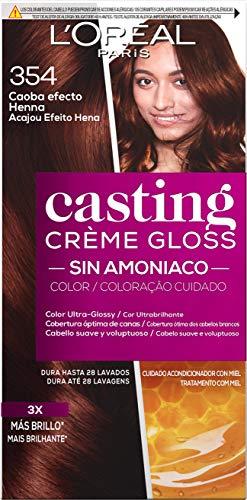 L'Oreal Paris Casting Crème Gloss Coloración Sin Amoniaco,