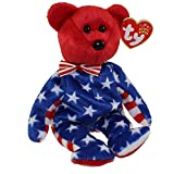 Best Rare Beanie Babies - Ty Beanie Babies Liberty - Bear Red Review
