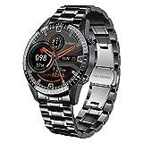 Montre Connectée Homme Smartwatch avce Étanche IP67/Montre Telephone/Sommeil/Fitness Tracker/Podomètre, 10 Modes de Sport pour iOS/Android