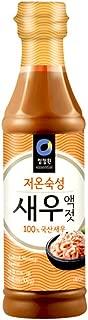 Best korean salted shrimp sauce Reviews
