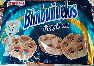 bimbunuelos crispy wheels