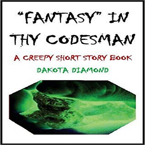Fantasy in Thy Codesman audiobook cover art