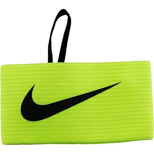 Nike FUTBOL ARM Band 2.0 - Fascia da capitano da adulto, volt/nero, taglia unica