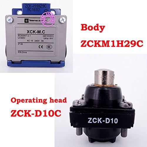 Limit Switch Original New XCK-M.C XCKM110H29C XCK-M110H29C ZCKM1H29C ZCK-M1H29C ZCKD10C ZCK-D10C