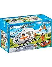 PLAYMOBIL City Life -70048 Räddningshelikopter