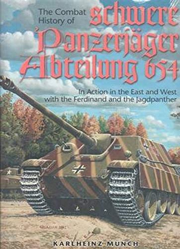 Combat History of the 654th Schwere Panzerjager Abteilung