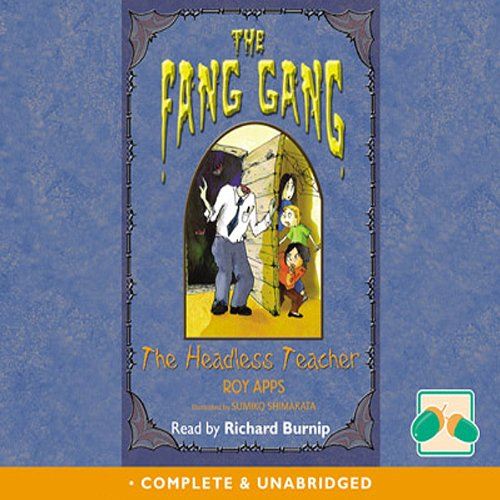 The Fang Gang cover art