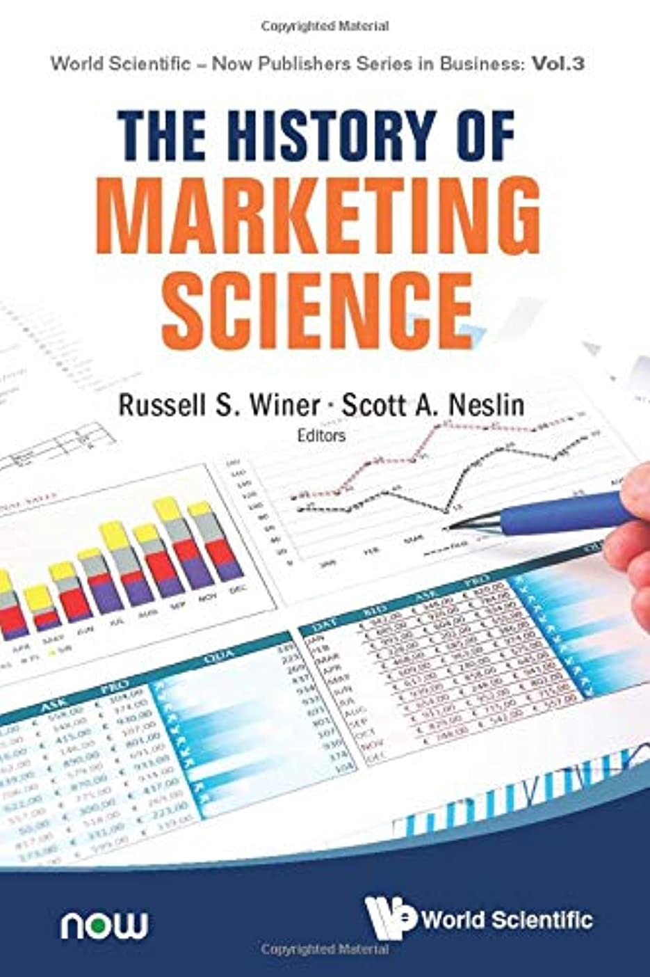 健全引くやさしいThe History of Marketing Science (World Scientific-now Publishers Series in Business)