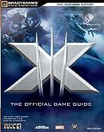 X-Men 3 Official Strategy Guide de BradyGames
