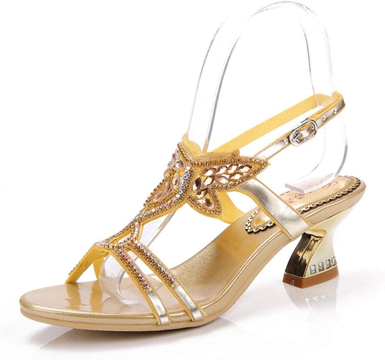 OEYW Bhmischen Sandalen Frauen Durchbrochene High Heel Sandalen Braut Hochzeit Sandalen Prom Party Schuhe Für Frauen Kleid Schuhe