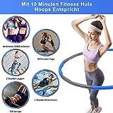 Zoom IMG-2 newlemo hoola hoop per adulti