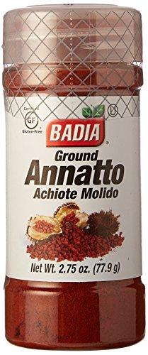 Badia Annatto Ground 2.75 Oz