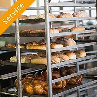 Baker's Rack Assembly