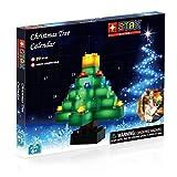 STAX S19031 Weihnachtsbaum Bauset Adventskalender